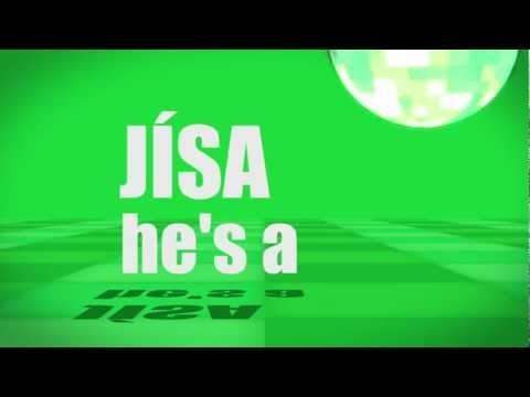 Pronunciation - #57 He´s a (JÍSA)