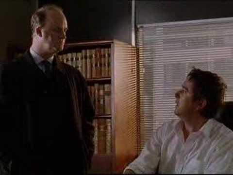 Spooks (MI5) - Oliver Mace Buries Bad News