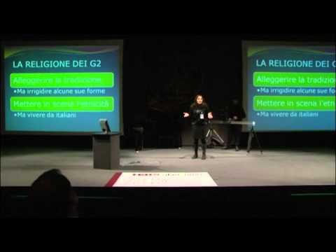 TEDxLakeComo - Sara Hejazi - on multi-religious society