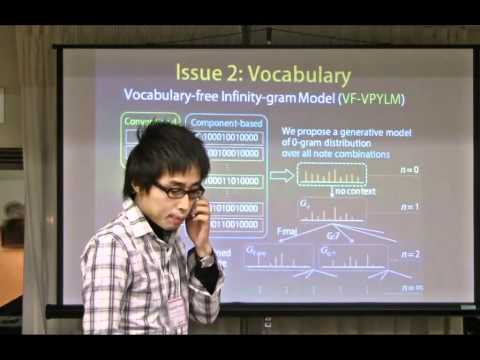 NIPS 2011 Music and Machine Learning Workshop: A Unified Probabilistic Model of Note Combinations..