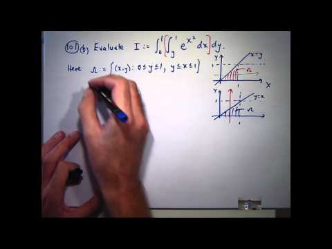 Tutorial on double integrals