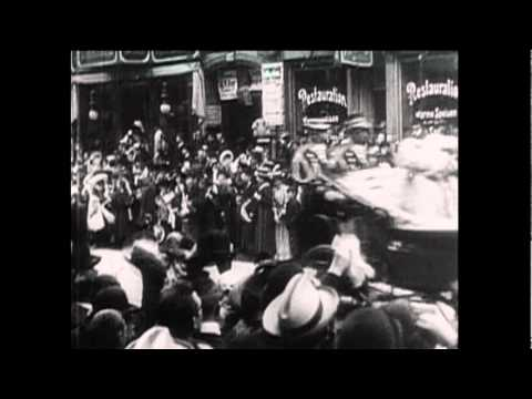 World War I Fox Movietone Newsreel Excerpts 2