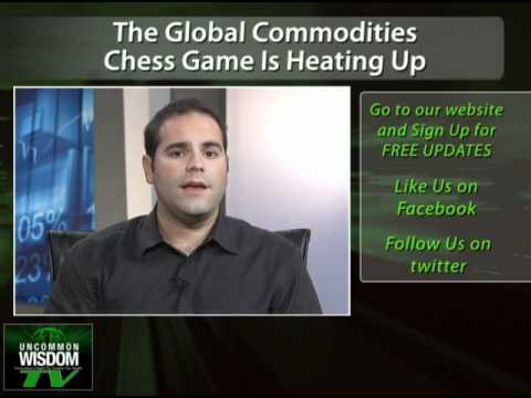 The Global Commodities Chess Game Is Heating Up