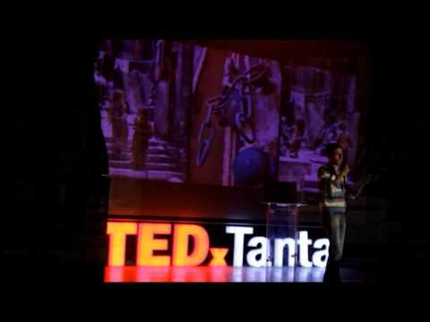 TEDxTanta - Hatem Arafa - The Photo Tells A Story الصورة حكاية