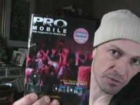 The Magazine for the mobile dj. PRO MOBILE.
