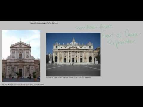 Saylor ARTH207: Carlo Maderno and the Italian Baroque