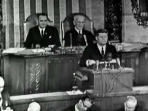 President Kennedy's State of the Union Message