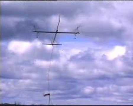 Prototype of Flying Electrical Generator