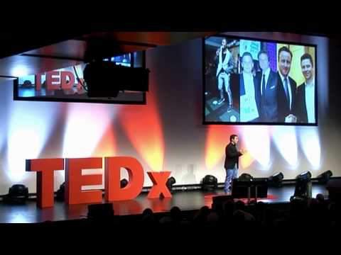 "TEDxBerlin - Laurence Kemball-Cook - ""Turning Our Cities Into Human Power Plants"""