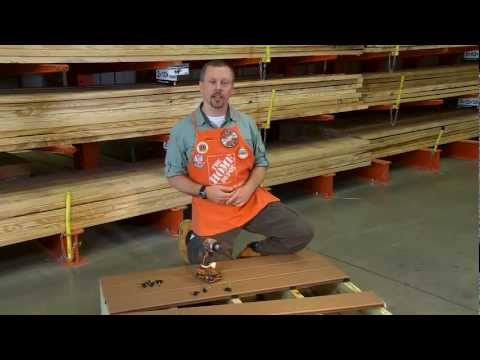 Trex Enhance Decking - The Home Depot