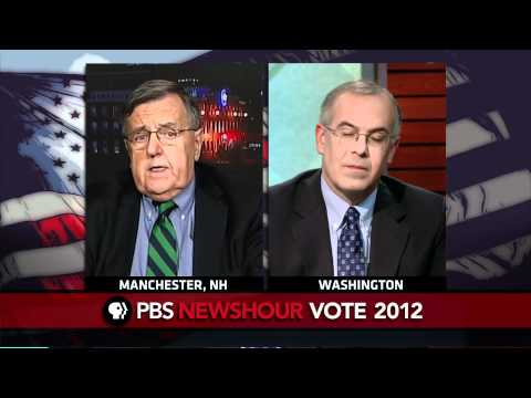 Shields, Brooks Reflect on Romney's New Hampshire Victory