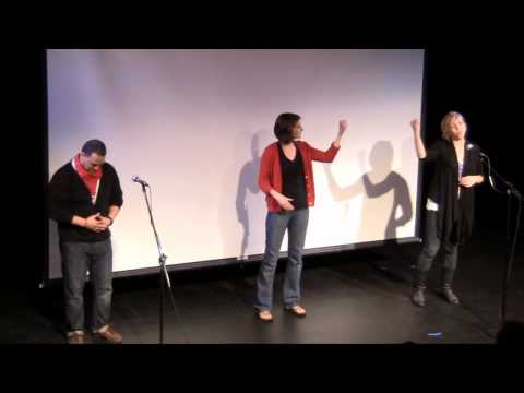TEDxSIT - Jose Alfaro,  Leah Steiner Suter, Elissa Gallup - I Am