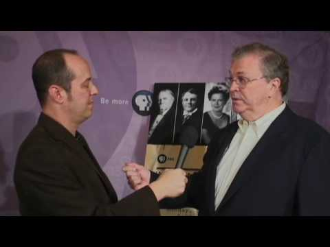PBS at the TV Critics Press Tour | Tom Johnson interview