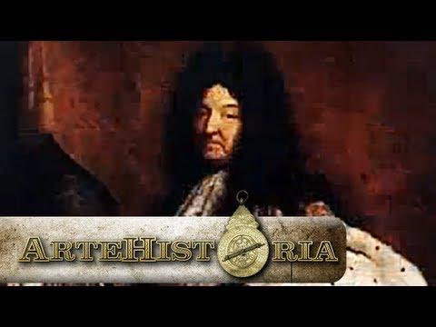 Presentación Luis XIV