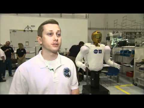 Robonaut 2 Readied for Launch