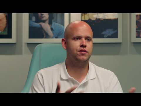 Technology Pioneer 2011 - Daniel Ek (Spotify)
