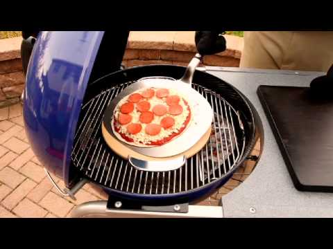 Weber Wok Tool Set, Wok & Pizza Stone