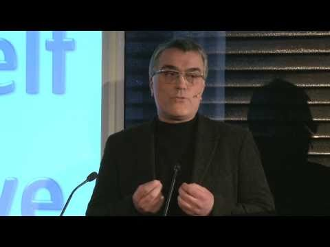 TEDxRheinMain - Prof. Dr. Thomas Metzinger - The Ego Tunnel