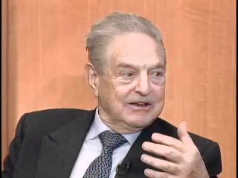 Tom Stewart asks George Soros about the connection between the financial markets and the ordinary ec