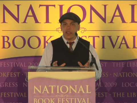 Rickey Minor - 2009 National Book Festival