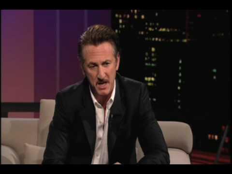 TAVIS SMILEY   Guest: Sean Penn Clip #2   PBS