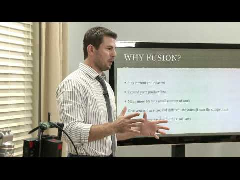 What is Fusion? - Photo + Video Fusion with Vanessa and Rob