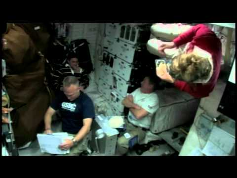 STS-135 Daily Mission Recap - Flight Day 7