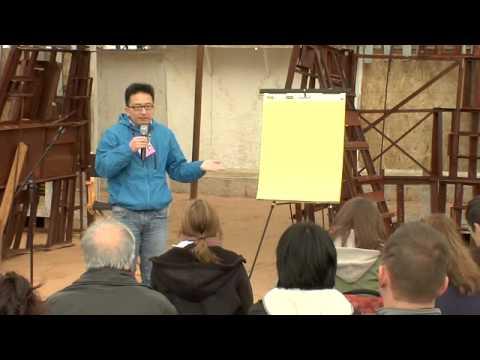 TEDxNewcastle - Herbert Kim - 2/13/10