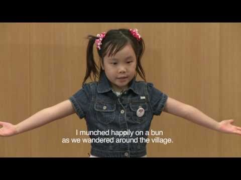 TEDxSingapore - Mirella Ang - A lesson I learned for my life