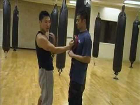 Wing Chun - Punch (body mechanics) part 2