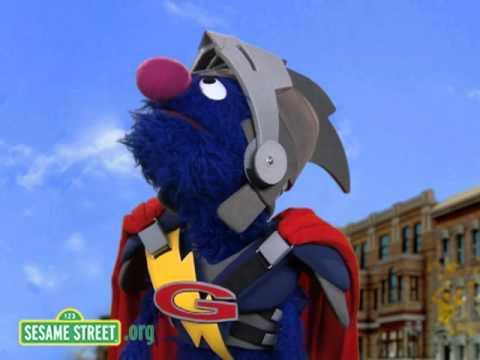 Sesame Street: Super Grover 2.0 - Investigation