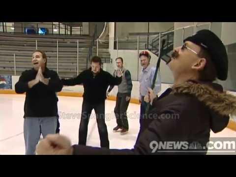Steve Spangler's Team USA Vancouver Olympic Tryout