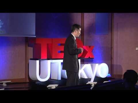 Sea-level change due to terrestrial water storage:  Taikan Oki at TEDxUTokyo