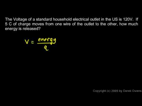 Physics 12.4.2b - Voltage