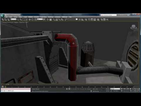 User Interface Customization Part 1 — 3ds Max 2011 New Features
