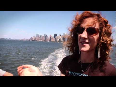 NYT Bestselling author Gayle Forman gives a tour of NYC spots featured in WHERE SHE WENT (video)