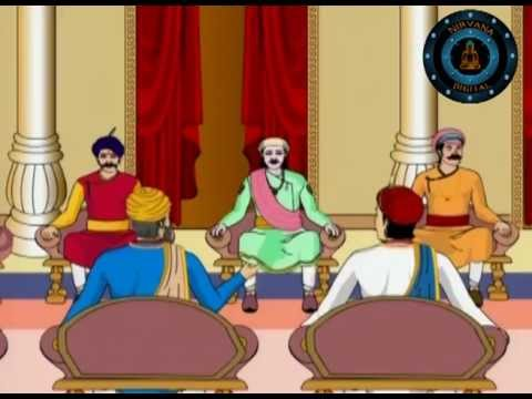 The Strange Letter In Arbar And Birbal Vol 03 English
