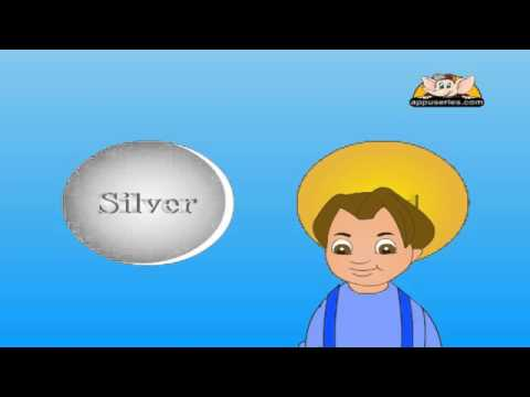 Thangam Velli - Nursery Rhyme in Tamil
