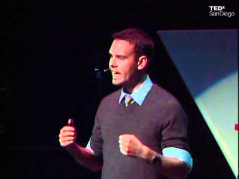 TEDxSanDiego - Kurt Gray - Becoming Superman: Doing Good Makes You Strong