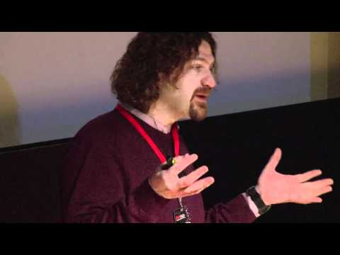 TEDxChCh - Sebastian Sylwan - New Lenses to View Reality: Art, Science and Visual Effects
