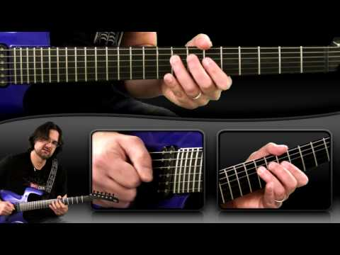 Pentatonic Scale Guitar Lick