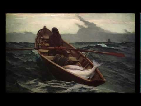 Winslow Homer, The Fog Warning (Halibut Fishing), 1885