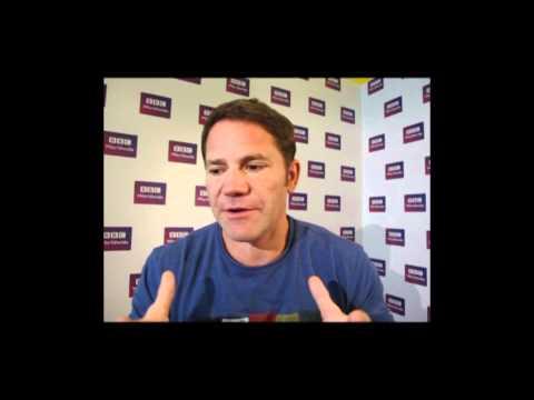 Steve Backshall  talks to BBC Worldwide Showcase