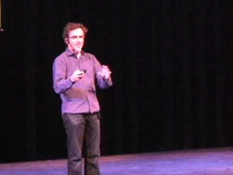 TEDxConejo - Elizabeth Topp & Tim Parsey - 3/27/10