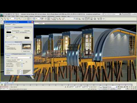 New Features in 3ds Max Design 2010: Review Enhancements