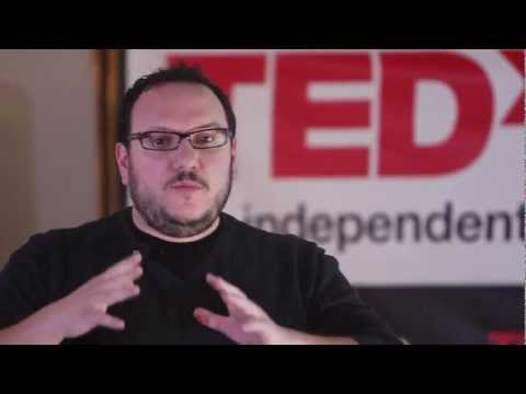 TEDxIrvine - David Wolf - How a Misspelled Word Shaped the Web