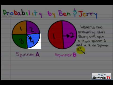 Probability with Ben and Jerry
