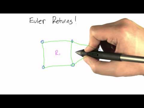Nodes Edges Regions - Algorithms - Graphs - Udacity