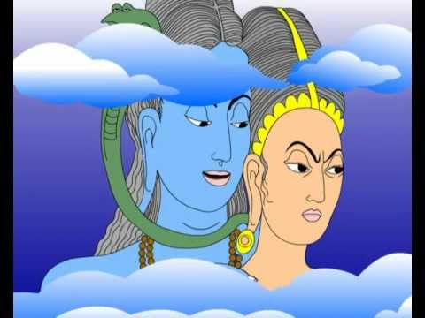 Tales of Three Popular Deities - Animated Collection in Hindi
