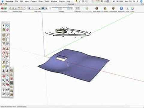 The Sketchup Show #13: The Sandbox Tools (Pt.2)
